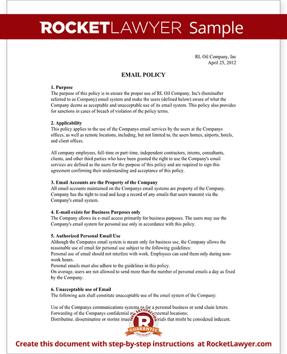 hr policy manual template canada