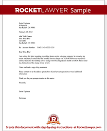 Sample Cell Phone Inquiry Letter  Format Of Letter Of Enquiry
