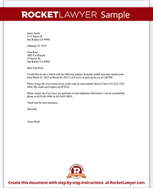 Confirmation of reservations letter template with sample sample confirmation of reservations spiritdancerdesigns Gallery