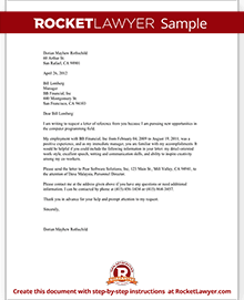 Employee reference letter request template rocket lawyer sample employment reference request spiritdancerdesigns Image collections