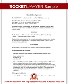 Captivating Sample Investors Agreement In Investor Contract Template Free