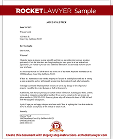Move in letter to tenant move in letter template with sample sample move in letter spiritdancerdesigns Image collections