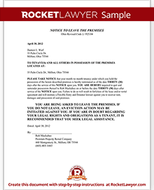Sample Ohio Eviction Notice  Free Printable Eviction Notices