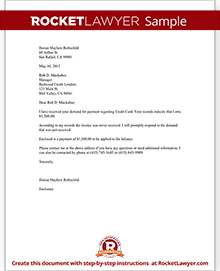 Letter to debt collector debt collector letter template with sample sample response to payment request spiritdancerdesigns