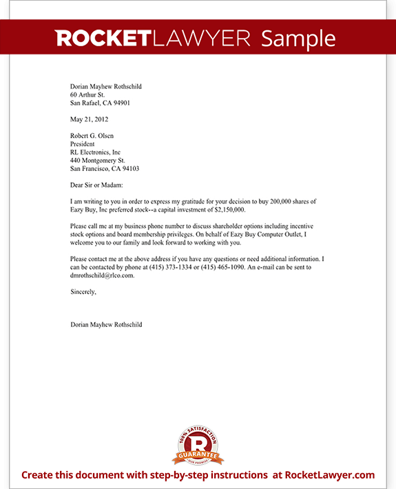 Business letter template free form letter with sample flashek Gallery