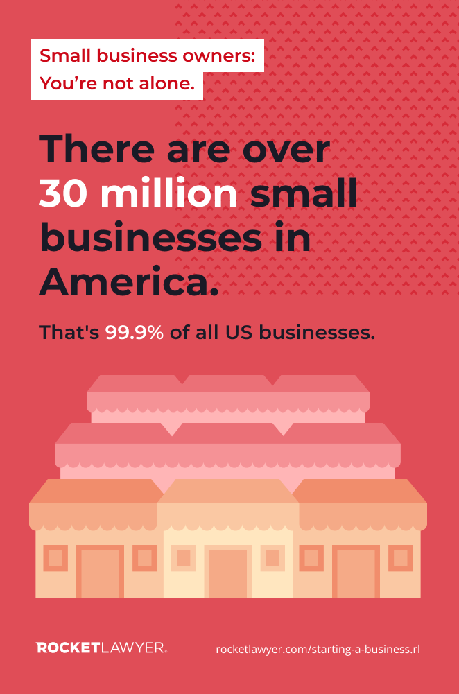 Small business owners aren't alone